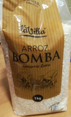 Arroz Bomba La Villa