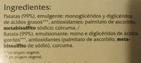 Puré - Ingrediënten