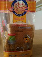 Pan de molde blanco familiar - Producte