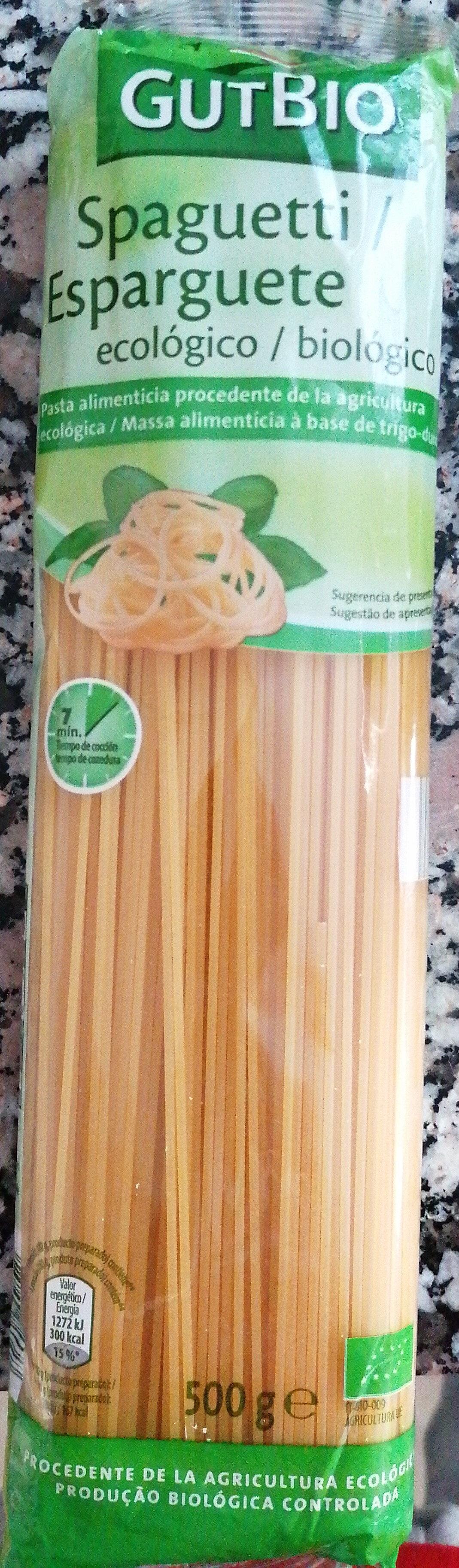 Spaghetti ecologico - Produit - es