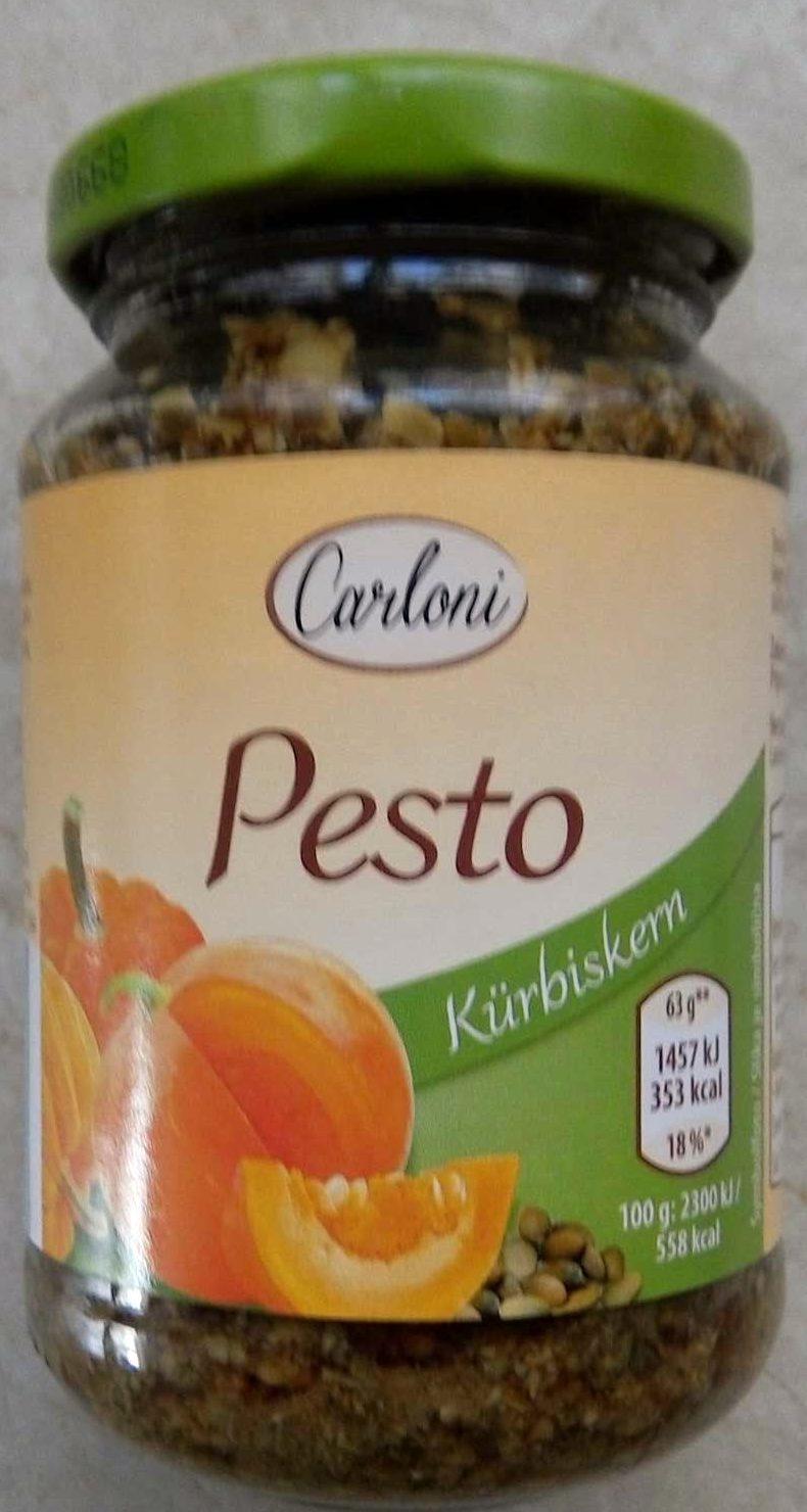 Pesto Kürbiskern - Produit - de