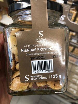 Almendra frita con hierbas provenzales - Produit - es