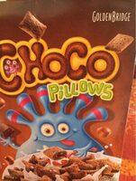 Choco pillows - Producto