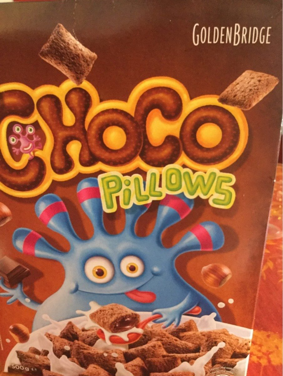 Choco pillows - Product - es