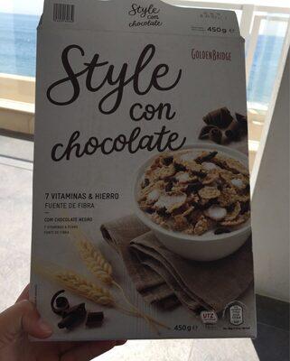Style con chocolate - Producto - es