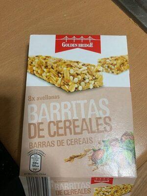 Barritas de Cereales - Arándanos Rojos - Producto