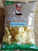 Patatas fritas con sal marina - Produit - es