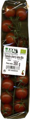 Tomates cherry en rama - Producto