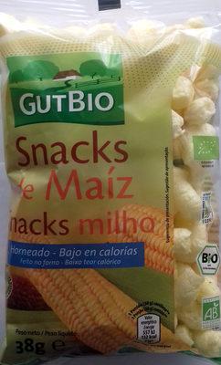 Snacks de Maíz - Producto