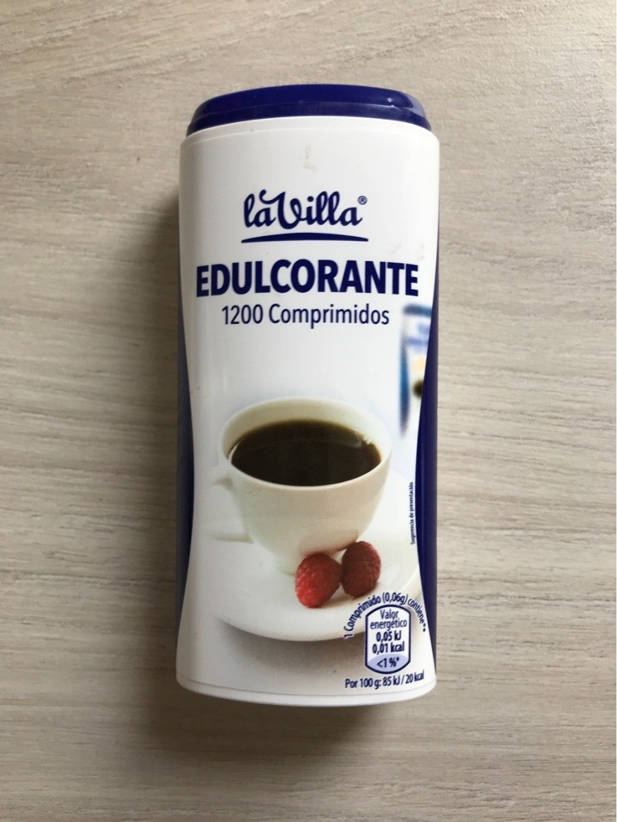 Edulcorante - Produit - fr