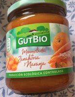 Mermelada Zanahoria y Naranja - Product - es