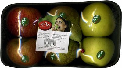 Bandeja de frutas - Producto