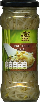 Brotes de soja. - Product