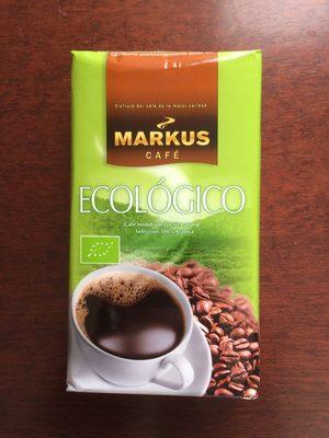 Café molido natural 100% Arabica