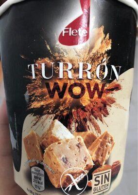 Turron wow - Producto