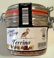 Terrina de paté de foie - Producte - es
