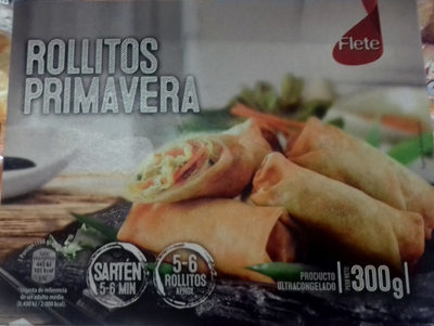Rollitos Primavera - Product