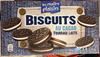 Biscuits au cacao fourrage lacté - Product