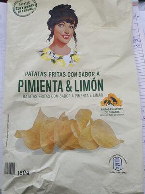 Patatas fritas con sabor a miel & mostaza - Product
