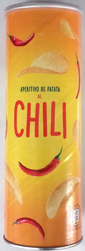 Apertivo de patata al chili - Producte