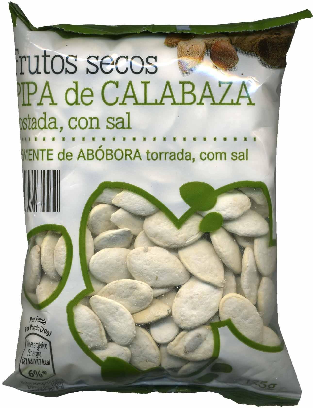 Pipas de Calabaza Tostadas - Producto - es