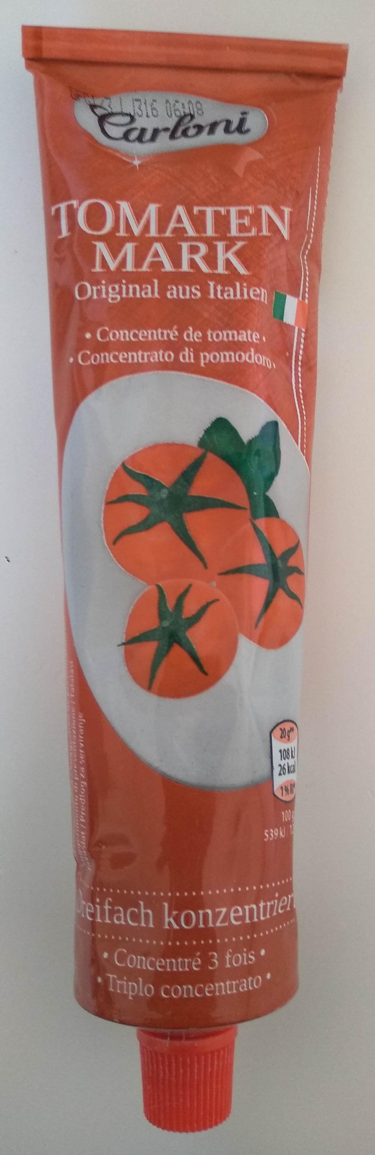 Tomaten mark - Producto - en