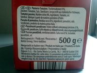 Avellanas tostadas - Ingrediënten - de