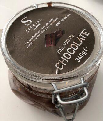 Helado de chiocolate - Produit - es