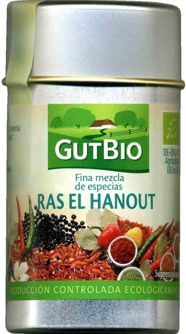 Ras el hanout o Tandoori (mismo codigo) - Produit - es