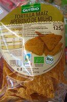 Tortilla maíz - Produit - es