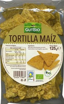 Tortilla maíz - Product - es