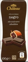 Tableta de chocolate negro sin azúcar - Producto