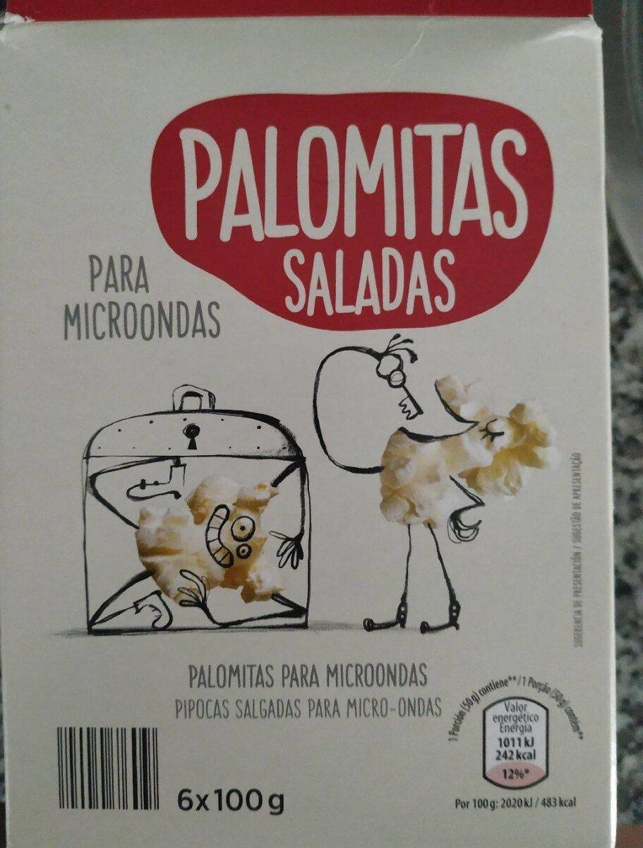Palomitas saladas - Prodotto - es