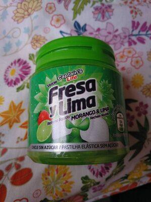 Captain's Life - Fresa y lima