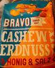 Bravo Casgewkerne und Erdnusse - Produkt