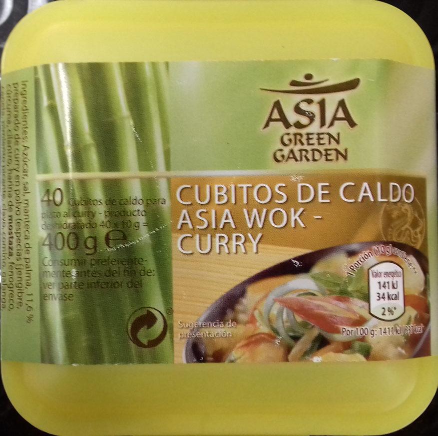 Pastillas de caldo Asia Wok agridulce - Producto - es
