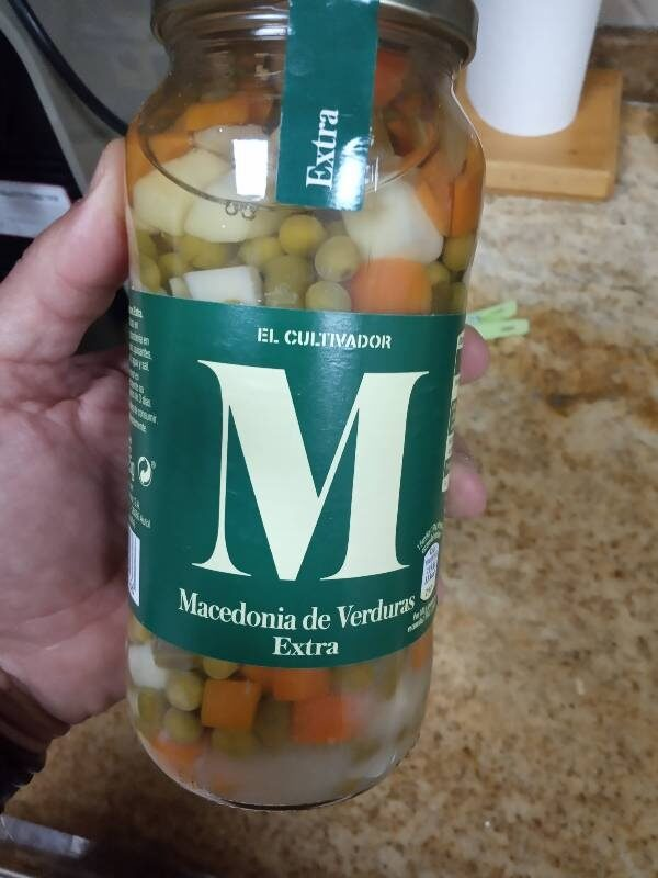 Macedonia de verduras extra - Product