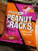peanut cracks - Product