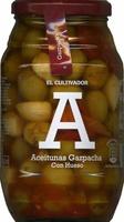 Aceitunas aliñadas Gazpacha - Producte - es