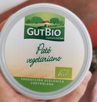 Paté vegetariano - Product - es