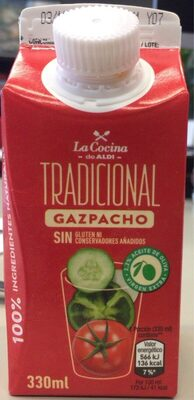 Gazpacho - Producto - es
