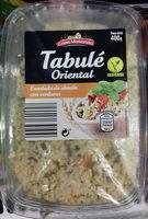 Tabulé Oriental - Produit