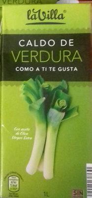 Caldo de Verdura - Producto - es