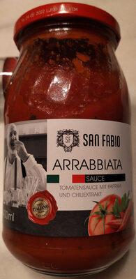 Arrabiata-Sauce - Produit