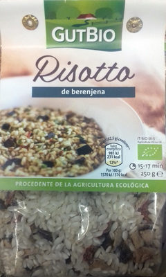 Risotto de Verduras - Product