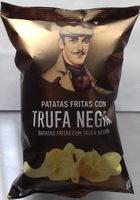 Patatas fritas con trufa negra - Producto