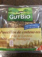 Panecillos de centeno eco - Produit - es