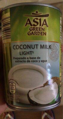 Leche de coco Light - Produit - es