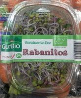 Germinados Eco Rabanitos - Produit