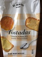 Tostadas tradicionales - Product